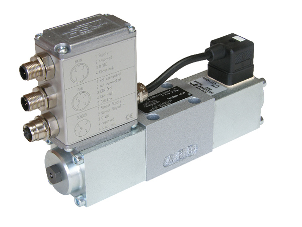 Proportional Spool Valves